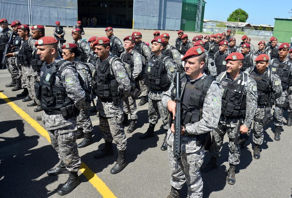 roraima - CRISE MIGRATÓRIA: Governo autoriza ida de mais 120 agentes da Força Nacional a Roraima