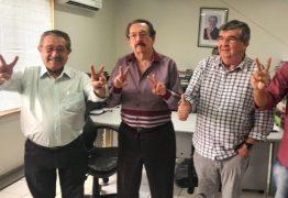 Paulino anuncia o apoio de outro 'Zé' a sua candidatura a senador