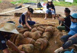 Arqueólogos encontram no Amazonas cemitério indígena com mais de 500 anos