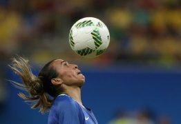 FIFA: Marta é finalista no prêmio de melhor jogadora do mundo