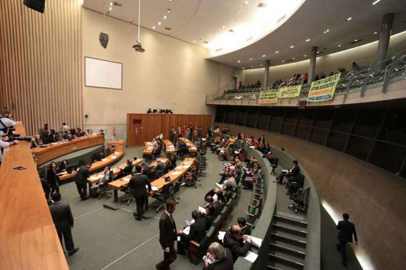 20180919221017328167a - Campanha eleitoral afasta deputados dos trabalhos na Câmara Legislativa