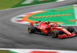 Com quebra de recorde e decisão alucinante Raikonnen garante a pole em Monza