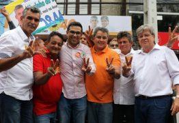 Candidato a deputado do PRTB anuncia apoio à candidatura de João