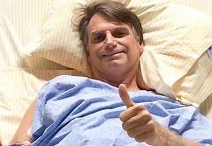 Bolsonaro 12 de setembro1 840x577 1 - Terceira cirurgia de Bolsonaro após atentado será em 12 de dezembro