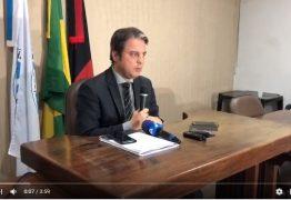 Defesa pede prisão domiciliar para Fabiano Gomes e diz que estado dele é grave: VEJA VÍDEO