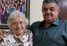 Mãe de Zé Gotinha, Inácia Rocha morre aos 89 anos em Campina Grande