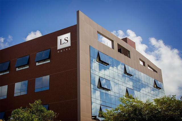 LS HOTEL - CONCEITO INOVADOR: Turismo de João Pessoa ganha destaque com inauguração de hotel boutique