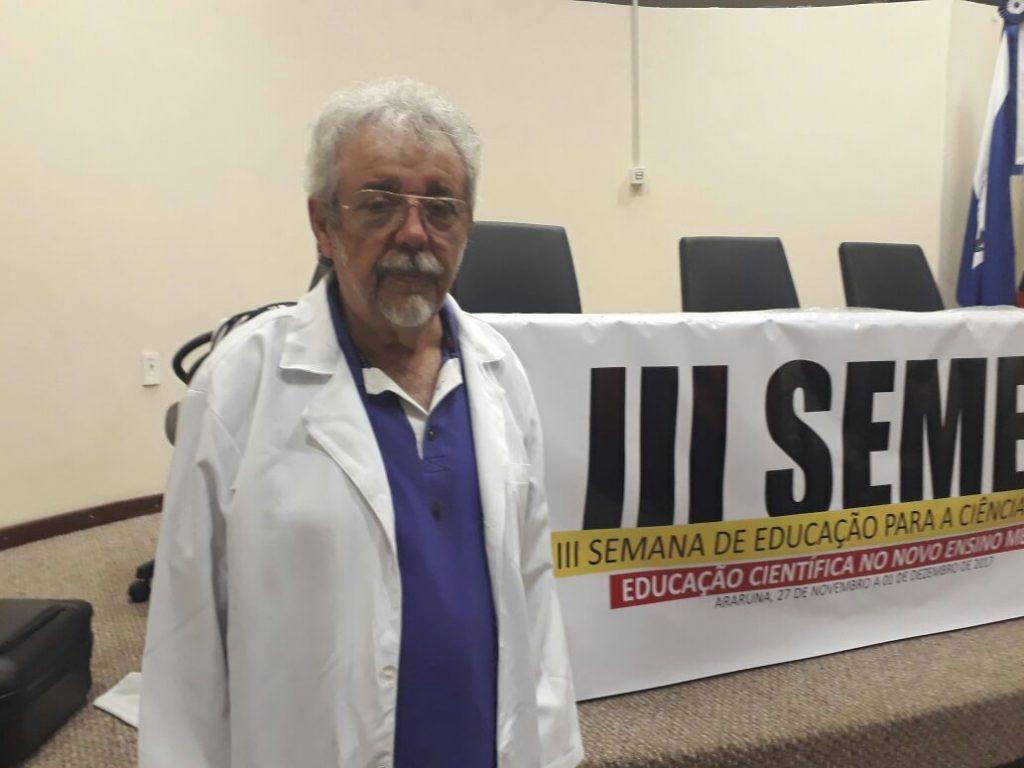 Nivaldo Mangueira - Se eleito, Nivaldo Mangueira promete mudanças na Reforma da Previdência