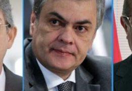 Reeleição na Paraíba beneficiou Maranhão, Cássio e Ricardo