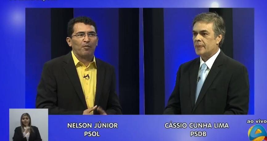 Untitleda - A TV Arapuan realiza o primeiro debate com os candidatos paraibanos ao Senado Federal
