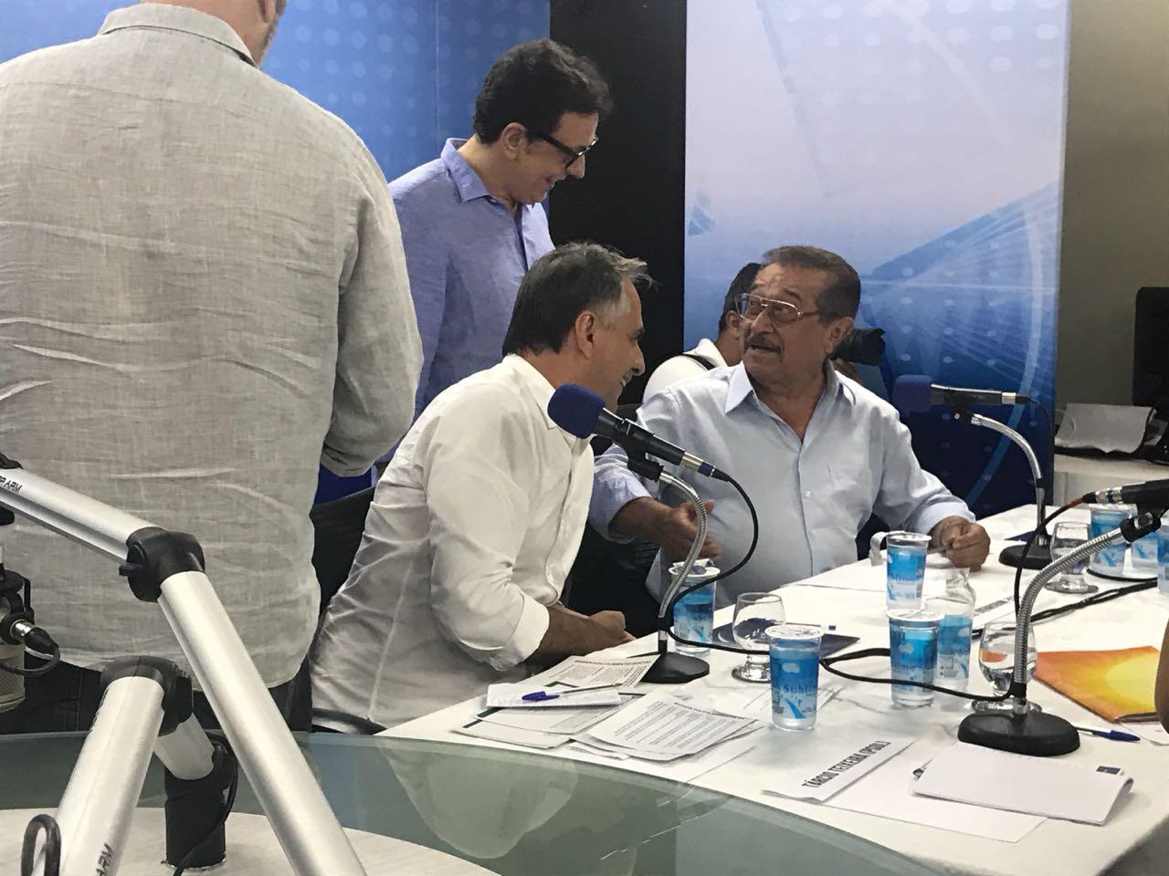 WhatsApp Image 2018 09 03 at 1.49.45 PM - Sistema Arapuan realiza hoje debates com candidatos ao Governo e ao Senado