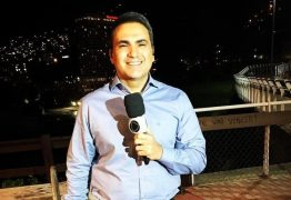Repórter da Record Rio quebra a perna ao ser atropelado durante jornal