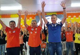 'Aguinaldo é meu grande líder político', diz prefeito Nobinho ao apresentar candidatos à população de Esperança