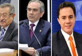 ENTRE BOLSONARO E HADDAD: saiba como votam os senadores em fim de mandato e os eleitos, na PB