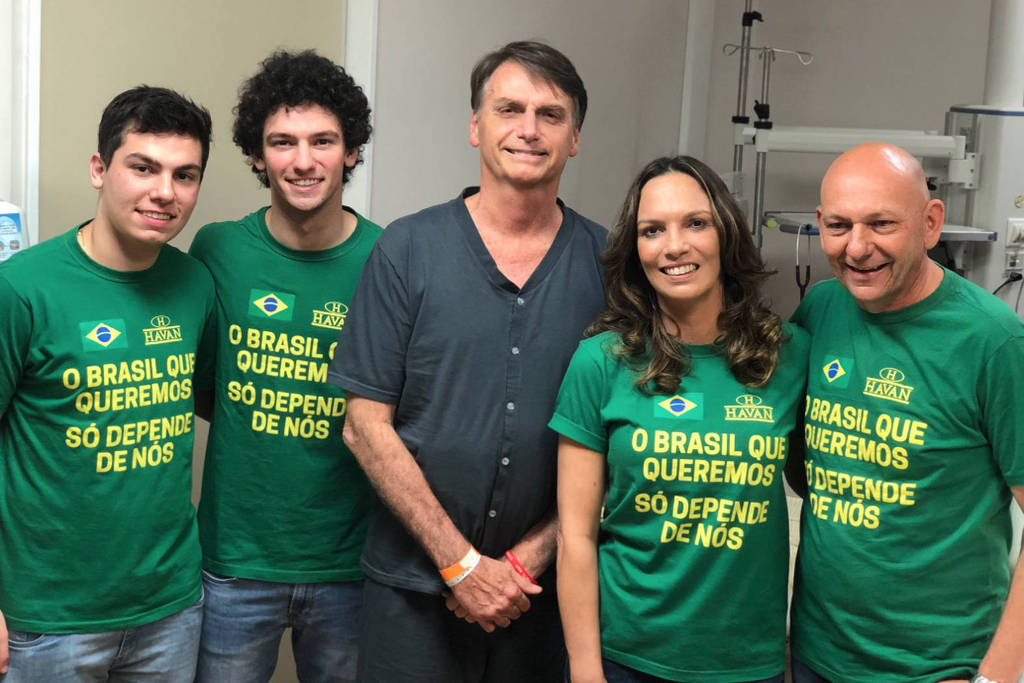 15383044325bb0a9b0a0507 1538304432 3x2 lg - Empresários recuam em onda de apoio a Bolsonaro para não se expor