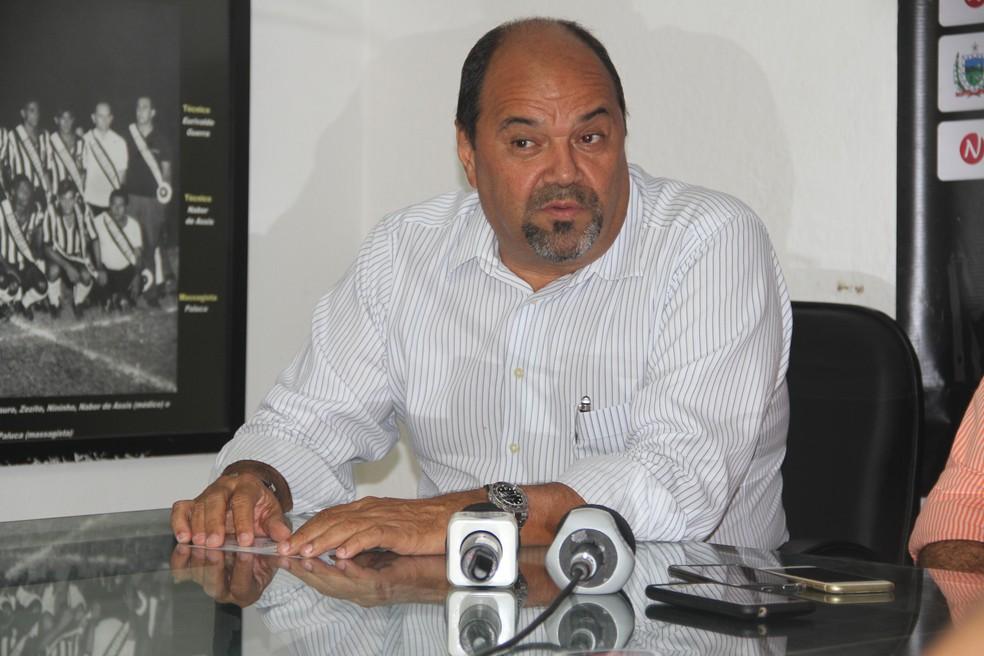 29 09 2017 8 1 - Ex-dirigente do Botafogo-PB nega conversa com Ricardo Coutinho sobre manipulação de resultados no futebol