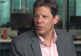 'CCJ votou Previdência às escuras', diz Haddad sobre sigilo de dados