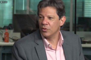 HADDAD 360x240 - 'CCJ votou Previdência às escuras', diz Haddad sobre sigilo de dados