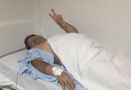 Vereador Eudes é encaminhado para UTI após cirurgia