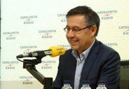Presidente do Barcelona nega que tenha qualquer negociação para volta de Neymar