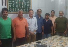 Marcos Patrício recebe apoio do PC do B na disputa pela prefeitura de Cabedelo