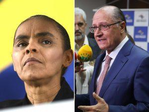Marina Alckmin parceria eleies 300x225 - VOTO ÚTIL: Quase metade dos eleitores de Alckmin admitem mudar de candidato