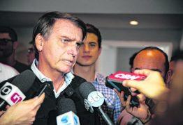 Bolsonaro sugere resgatar projeto de lei de ex-senador paraibano caso seja eleito