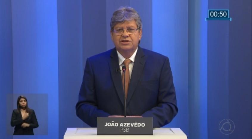 Untitled09 - Minuto a Minuto - Saiba como foi o debate da TV Cabo Branco com candidatos ao Governo da Paraíba