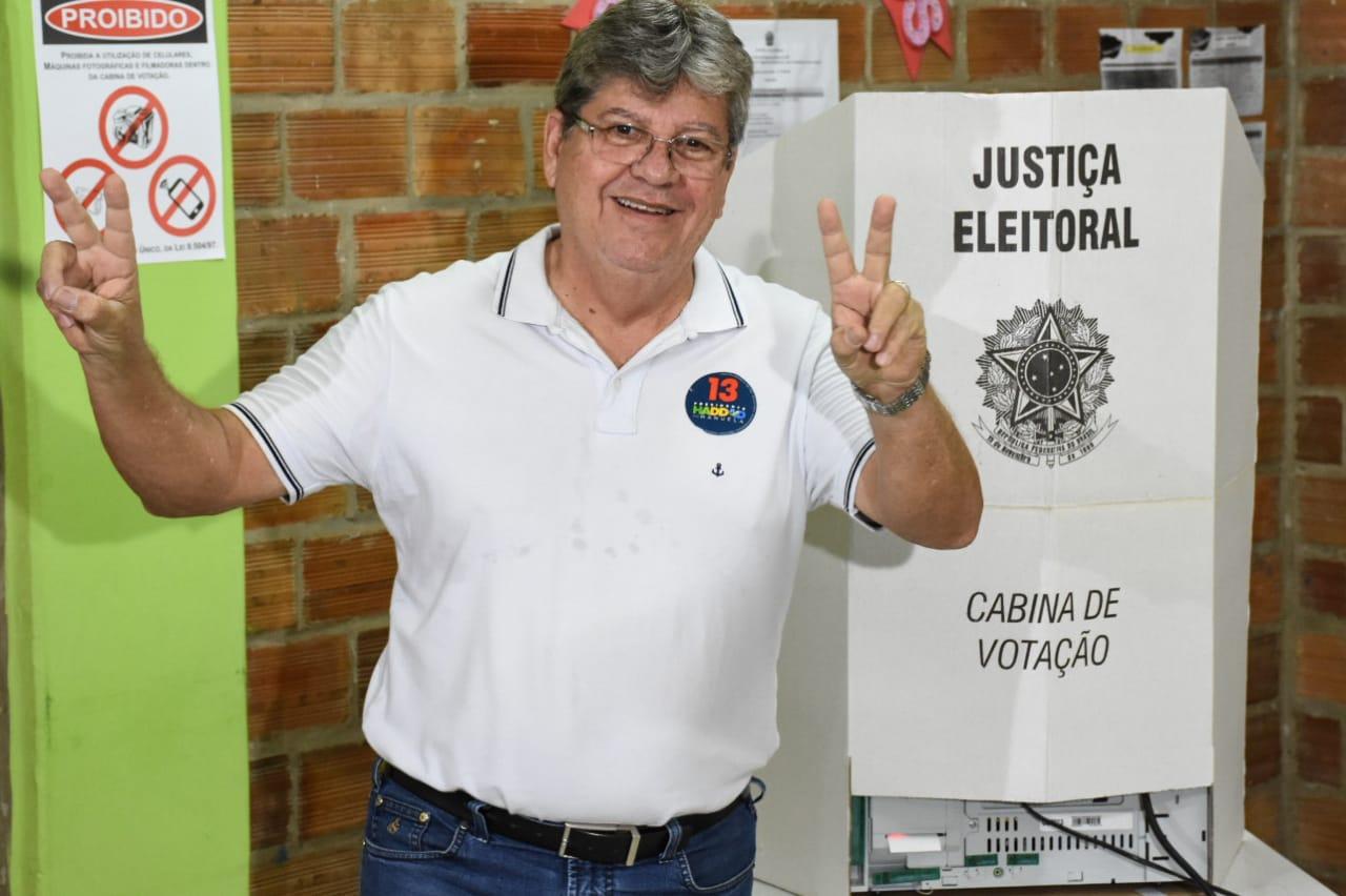 WhatsApp Image 2018 10 28 at 10.24.56 - Saiba o que aconteceu 'minuto a minuto' no 2º turno das eleições 2018