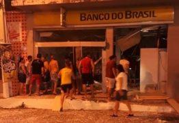 VEJA VÍDEO: quadrilha explode duas agências bancárias no sertão da Paraíba – VEJA VÍDEO