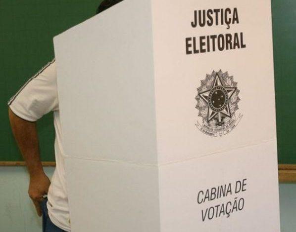 cabine de votação 598x470 - Paraíba ultrapassa marca de 80% dos candidatos aptos às eleições - CONFIRA NÚMEROS