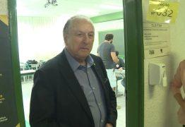 José Maria Eymael vota em SP e diz que DC está concentrada no 1º turno