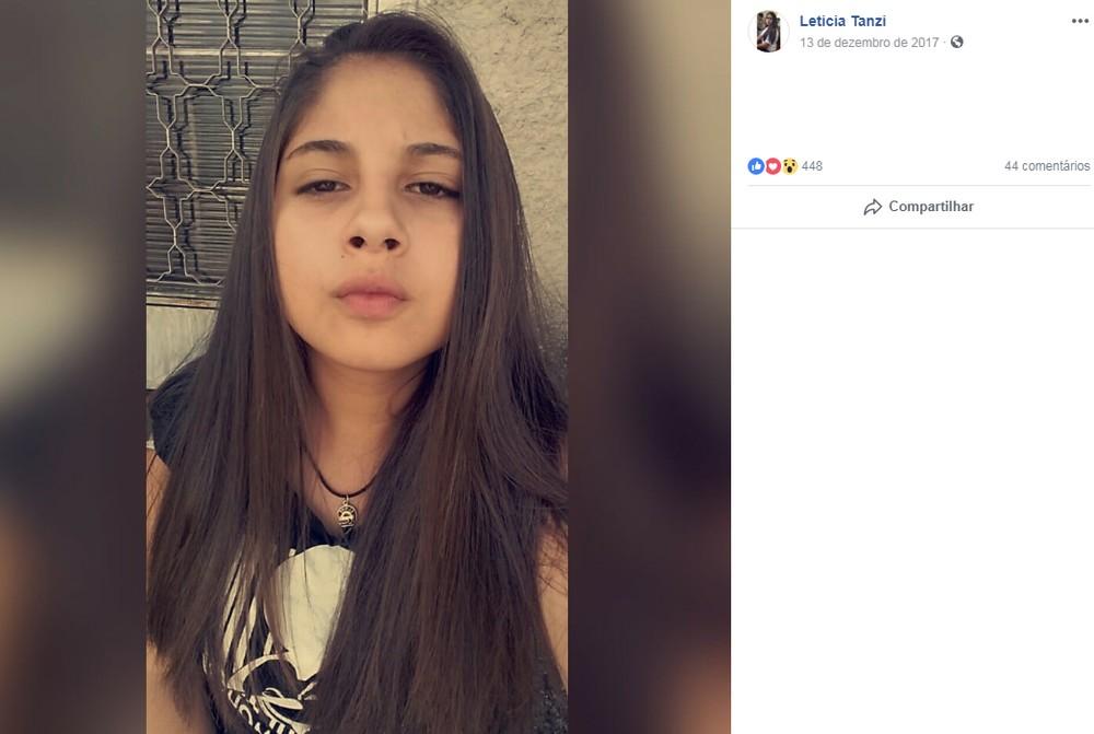 leticia3 - Pai que matou filha a facadas ameaçou garota para não denunciar estupro: 'Foi jurada de morte', diz tia