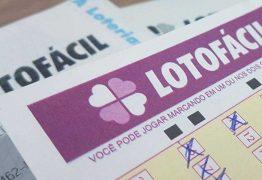 Apostador da Paraíba ganha R$ 1 milhão da Lotofácil