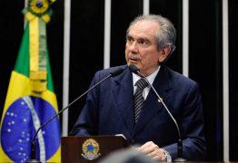 Raimundo Lira declara voto em Cássio para o Senado