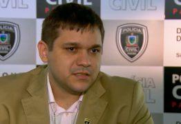 Governo transfere delegado que comandava investigação sobre corrupção no futebol da Paraíba