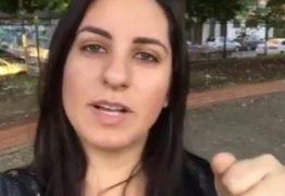 VEJA VÍDEO: Irmã de Julian Lemos se solidariza com o deputado: 'Você nunca nos decepcionou'
