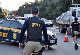 FERIADO DE NATAL NA PB: PRF flagra 37 motoristas dirigindo sob efeito de álcool