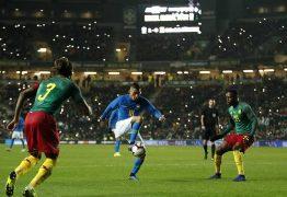 Mesmo sem Neymar, Brasil vence Camarões por 1 a 0
