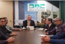 Em reunião, Aguinaldo Ribeiro se compromete a ajudar o setor rural
