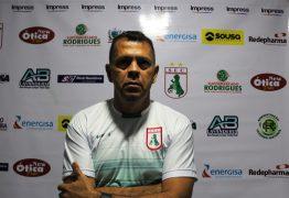 Sousa renova com técnico Jason Vieira para 2019