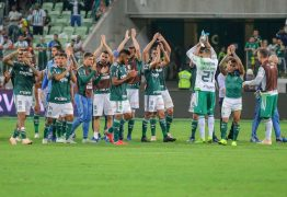 Palmeiras mira o Brasileiro para evitar 4ª decepção no ano