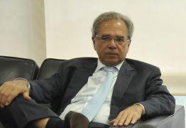 Paulo Guedes participa de reunião inaugural da equipe econômica