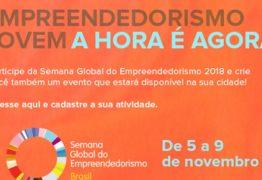Paraíba tem mais de 100 atividades programadas para a Semana Global do Empreendedorismo