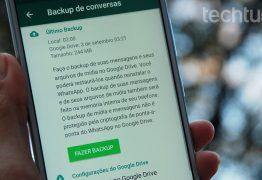WhatsApp ganha backup ilimitado no Android