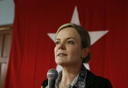 Gleisi Hoffmman sugere que substituta de Moro é suspeita para julgar Lula
