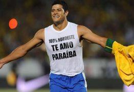MÉRITO ESPORTIVO: Hulk receberá homenagem da Câmara de Cabedelo