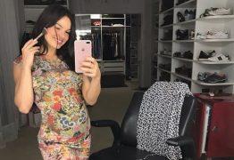 Isis Valverde exibe corpo 3 dias pós-parto e ganha elogios: 'Está plena'- VEJA FOTO