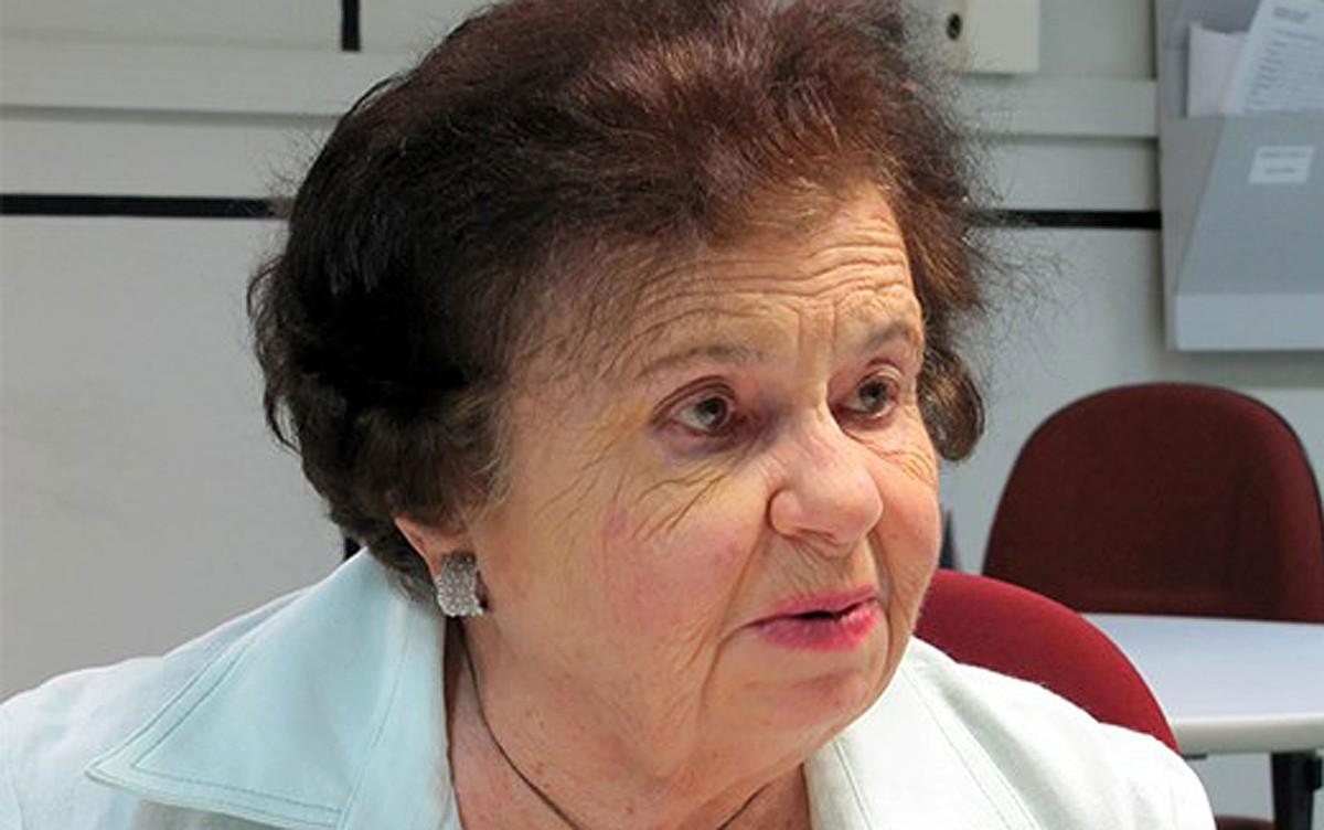 miriam brik nekrycz - Morre aos 86 anos, Miriam Brik, sobrevivente do Holocausto