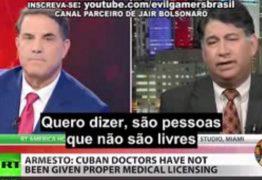 VEJA VÍDEO: Jornalista americano e analista político de Cuba debatem sobre 'Mais Médicos': entenda como mídia estrangeira encara o problema